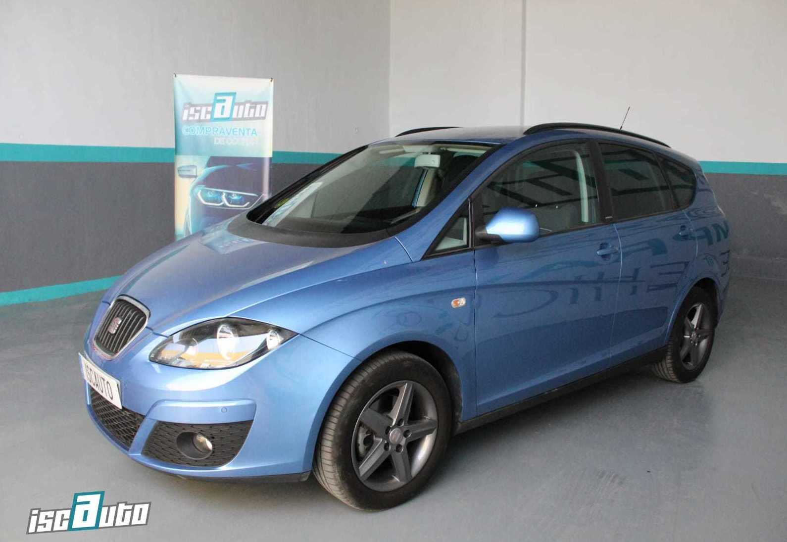 SEAT Altea XL 1.6TDI CR I-Tech Eco. Last Edition: Servicios de Iscauto