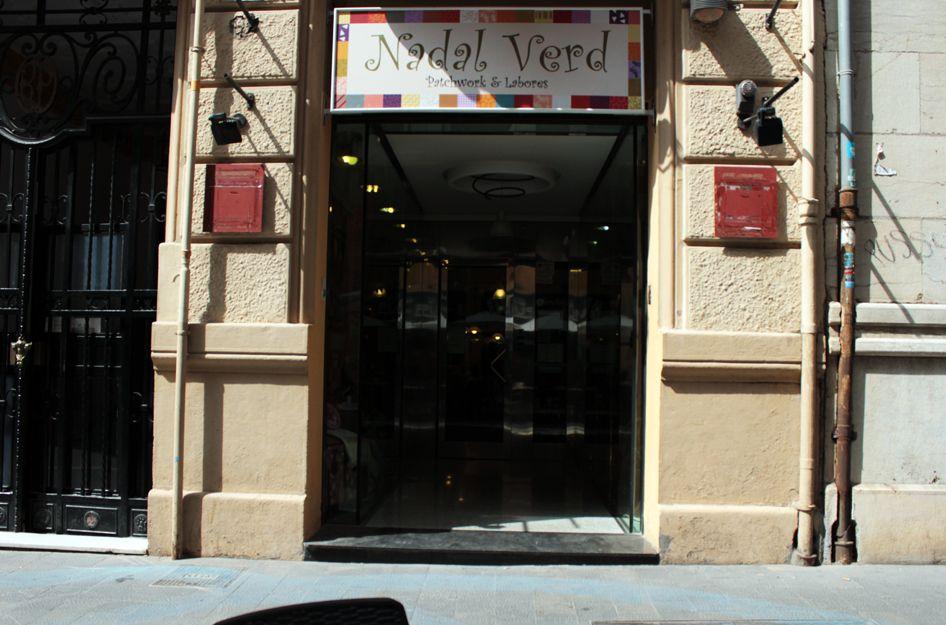 Nadal Verd. Patchwork y labores en Valencia