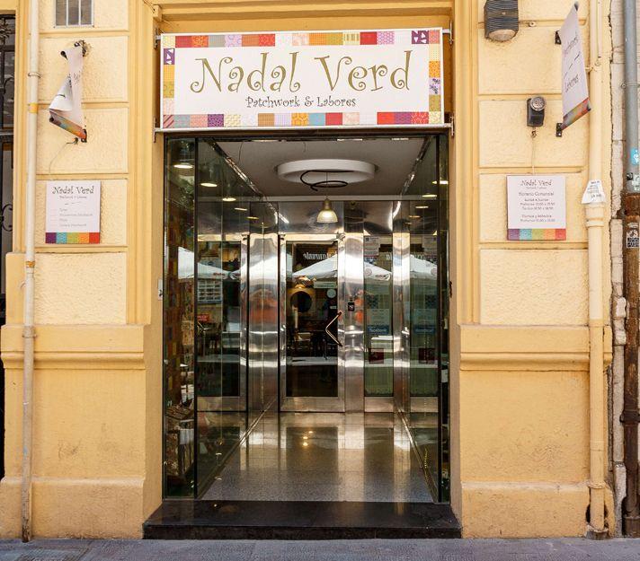 Nadal Verd, patchwork y labores en Valencia