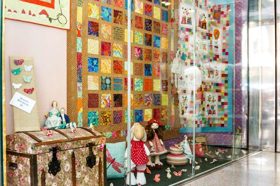 Confección de colchas de patchwork en Valencia