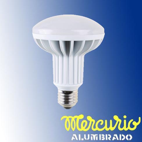 Reflectora Led R 90 Productos De Mercurio Alumbrado