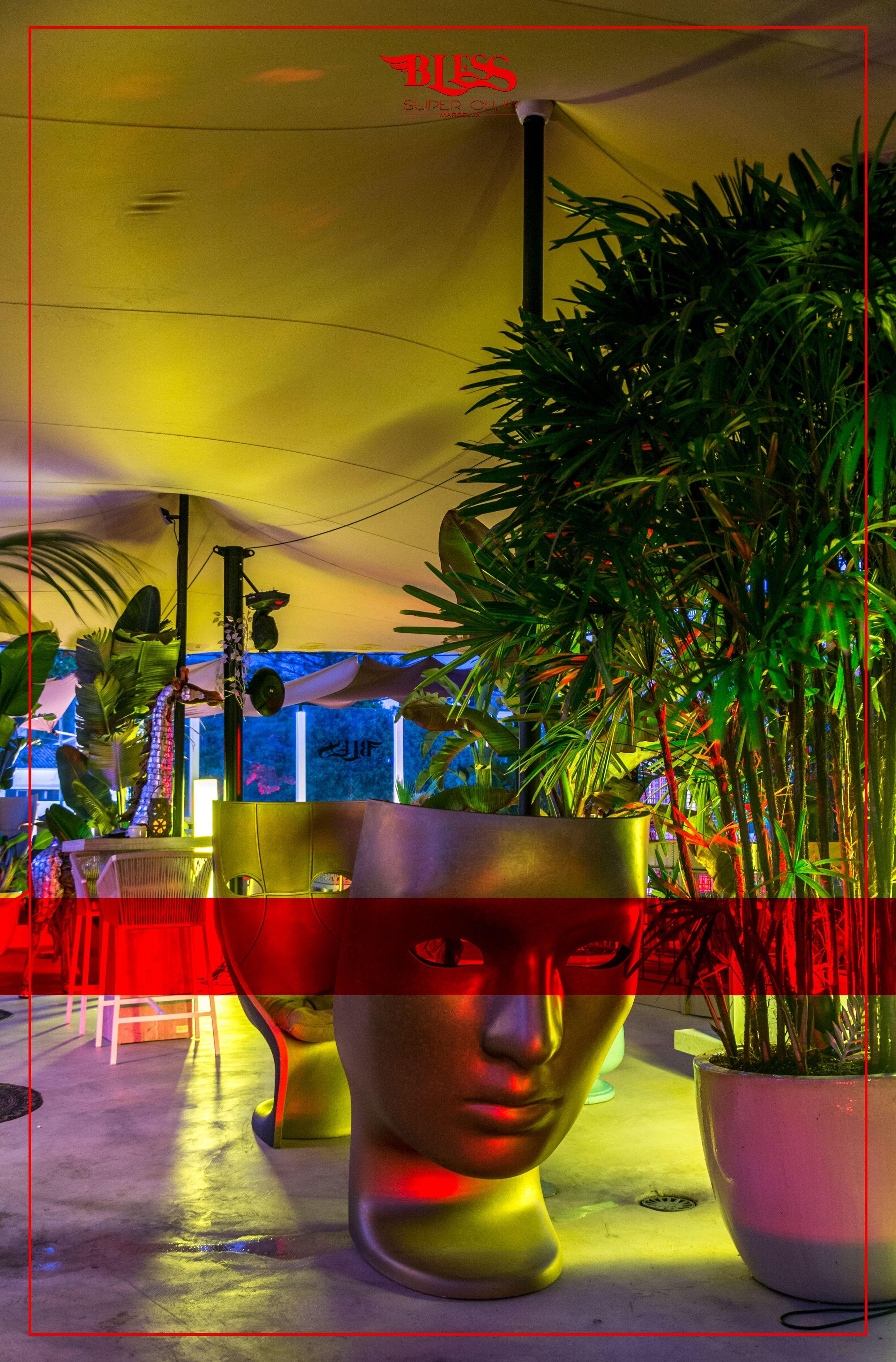 Discoteca con zona VIP Marbella