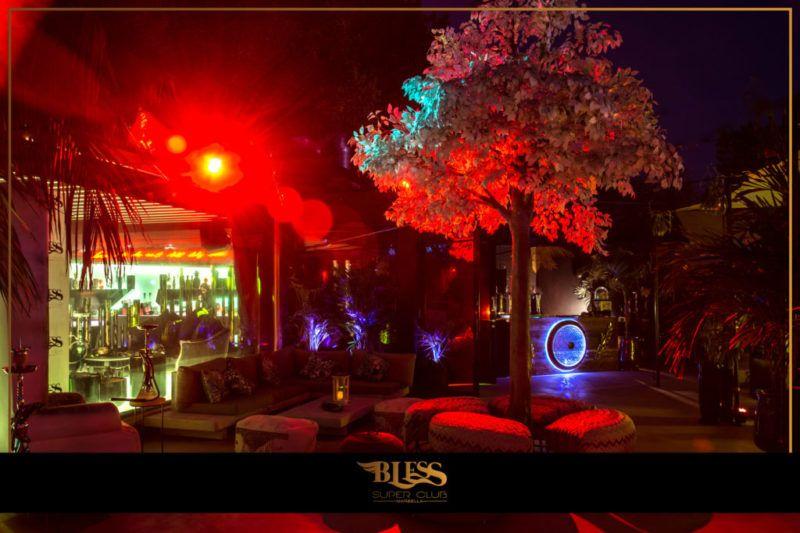 Discoteca con terraza Marbella