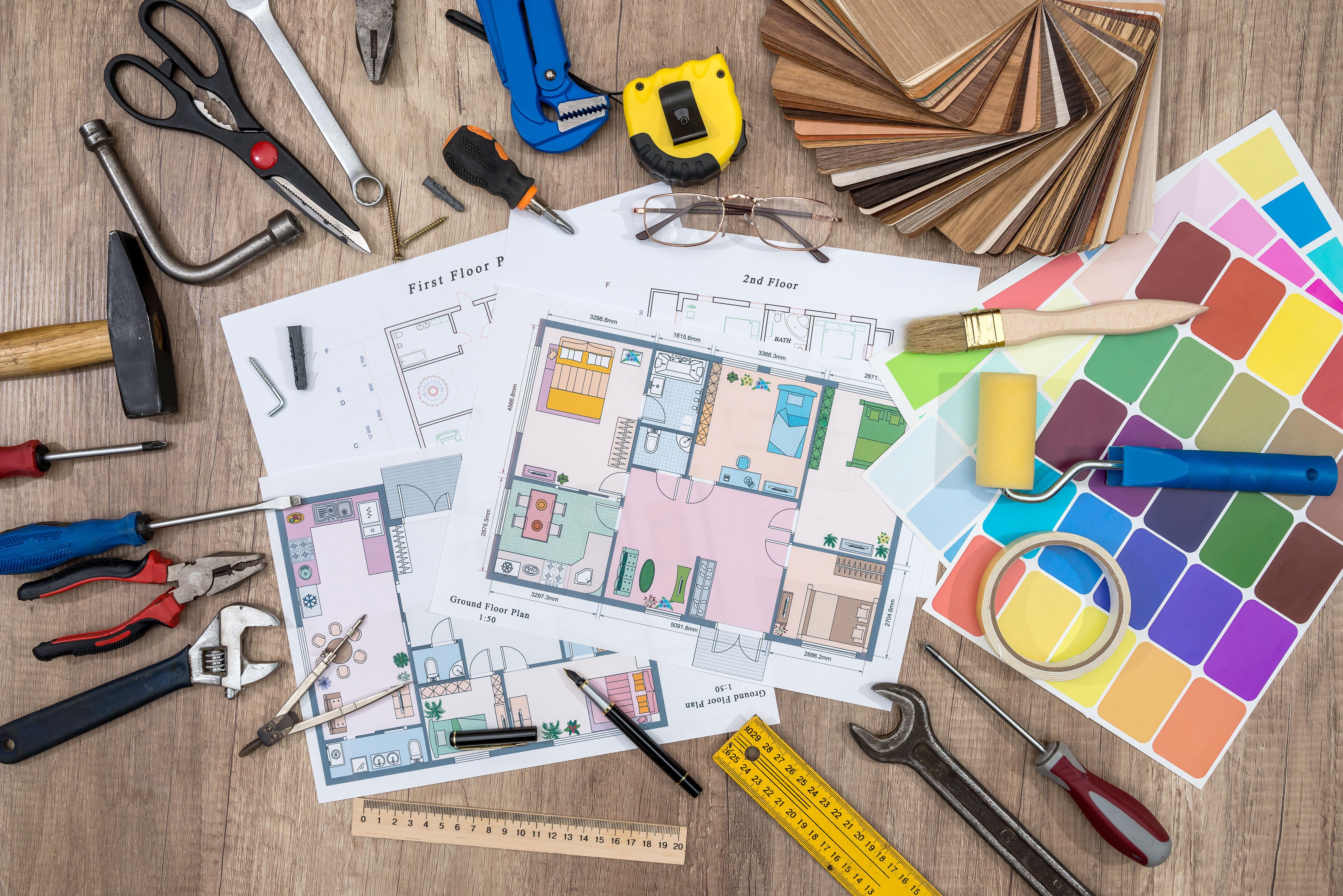 Empresas de mantenimiento: Construcciones y reformas de Seco Mato
