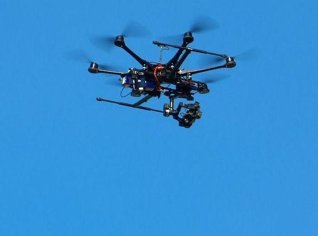Formamos En Materia De Drones