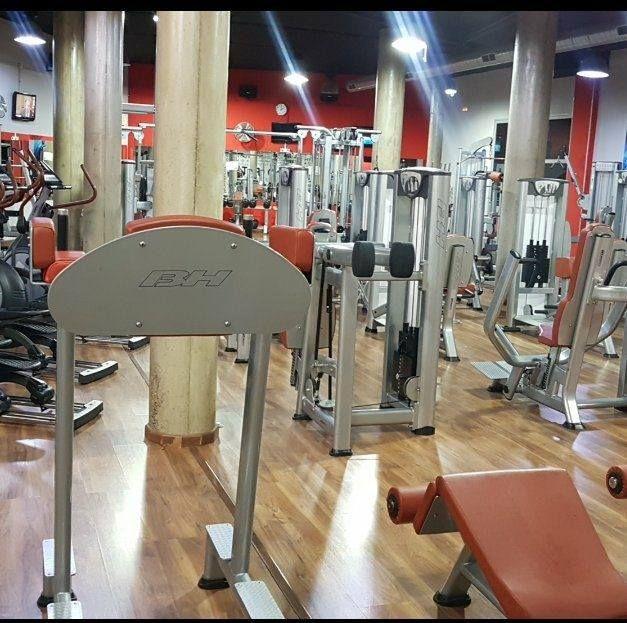 Sala de musculación