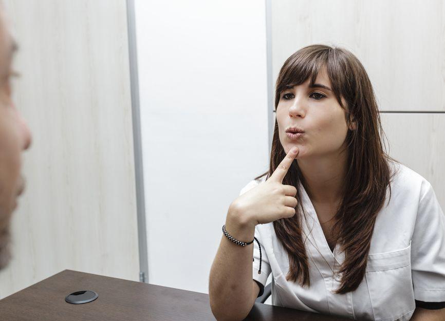 Logopeda para adultos en Murcia
