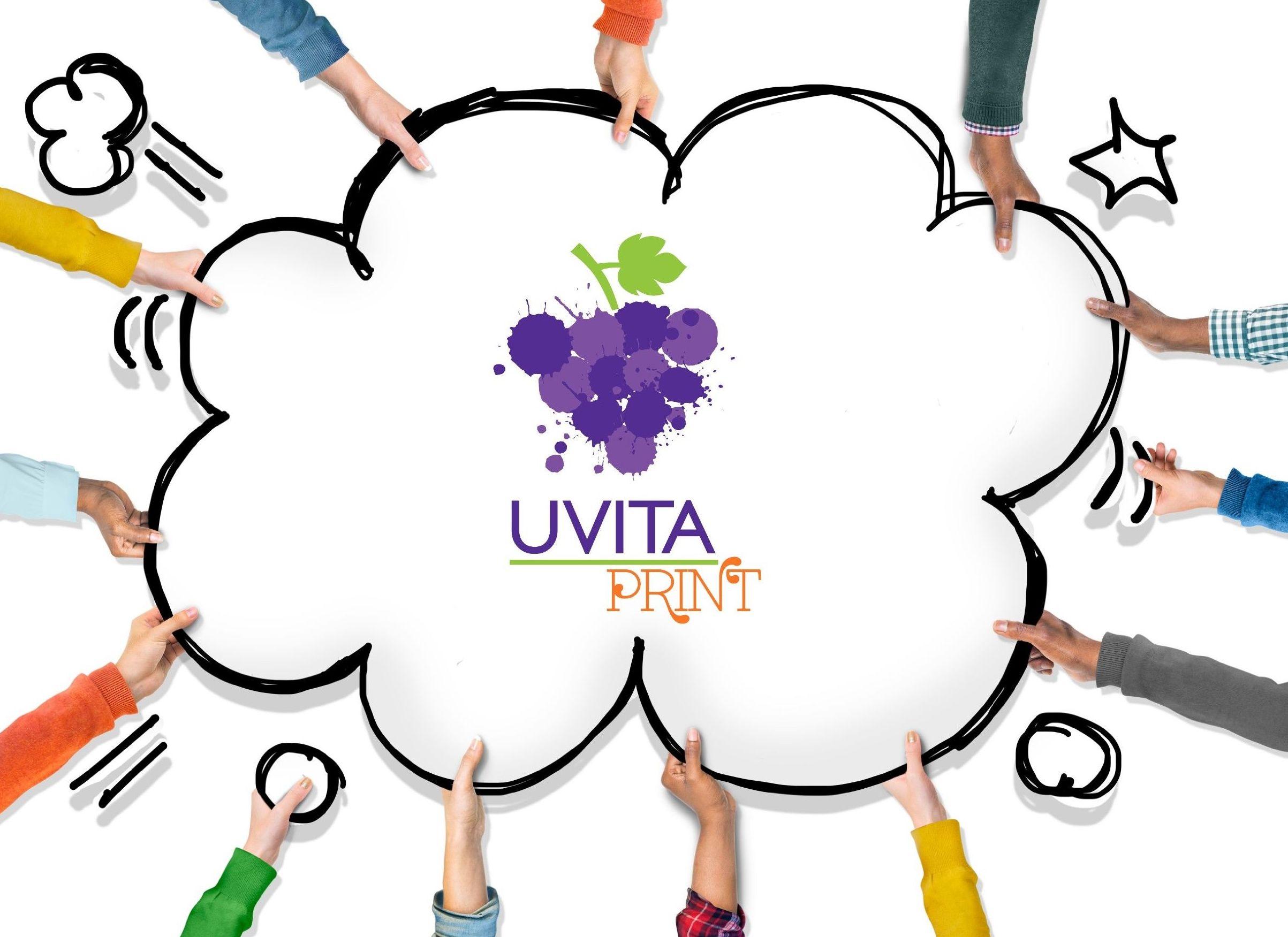 Ven a Uvita Print!