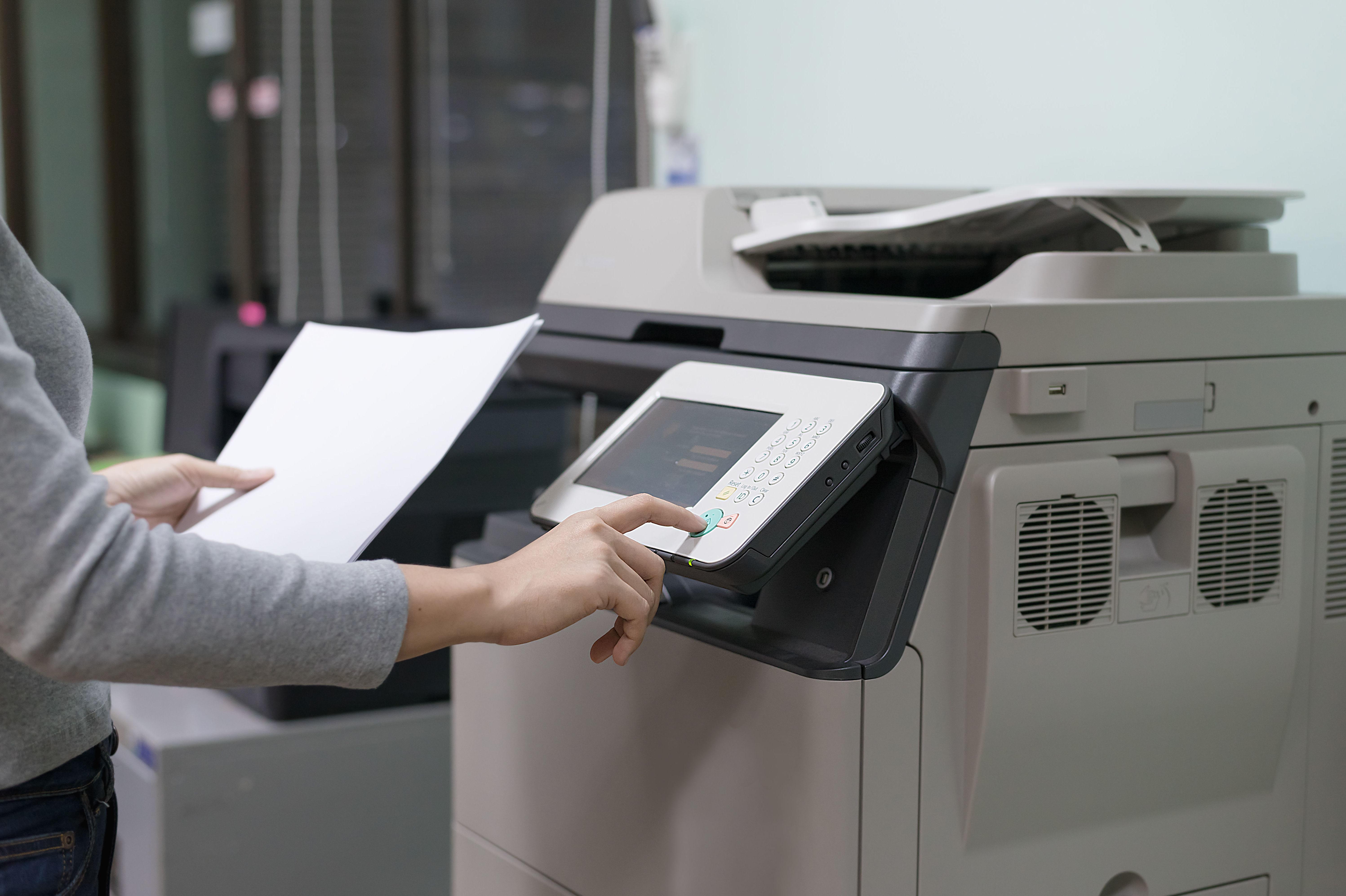 Impresiones y fotocopias