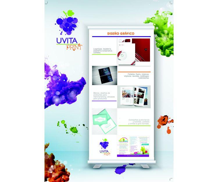 Diseño gráfico en Rivas Vaciamadrid