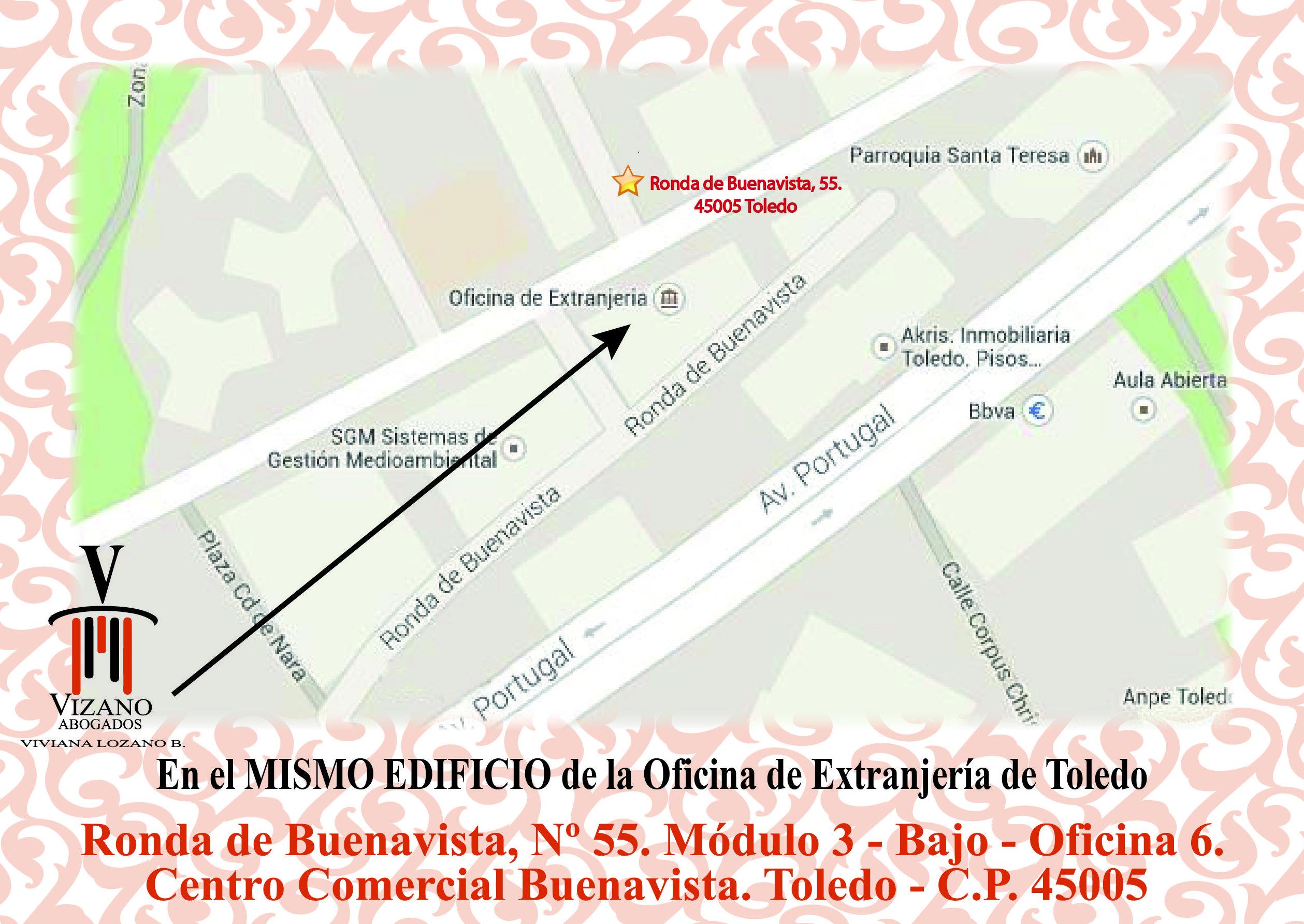 Oficina Extranjeria Toledo Of Solicitud De Tarjeta De Residencia Permanente De Familiar