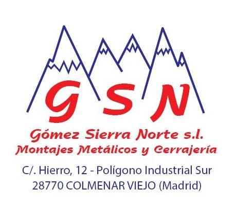 Foto 1 de Estructuras metálicas en Colmenar Viejo | GÓMEZ SIERRA NORTE, S.L.