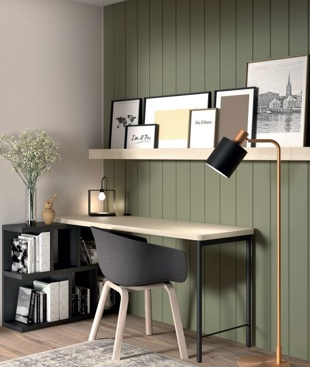 Zona de trabajo DS_1: Muebles de Spais a Mida