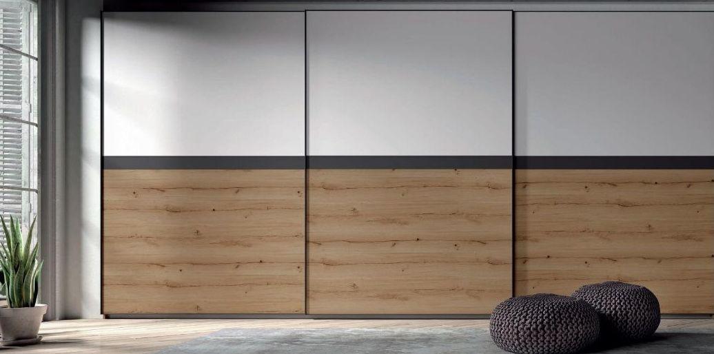 Armario puertas correderas AC_4: Muebles de Spais a Mida