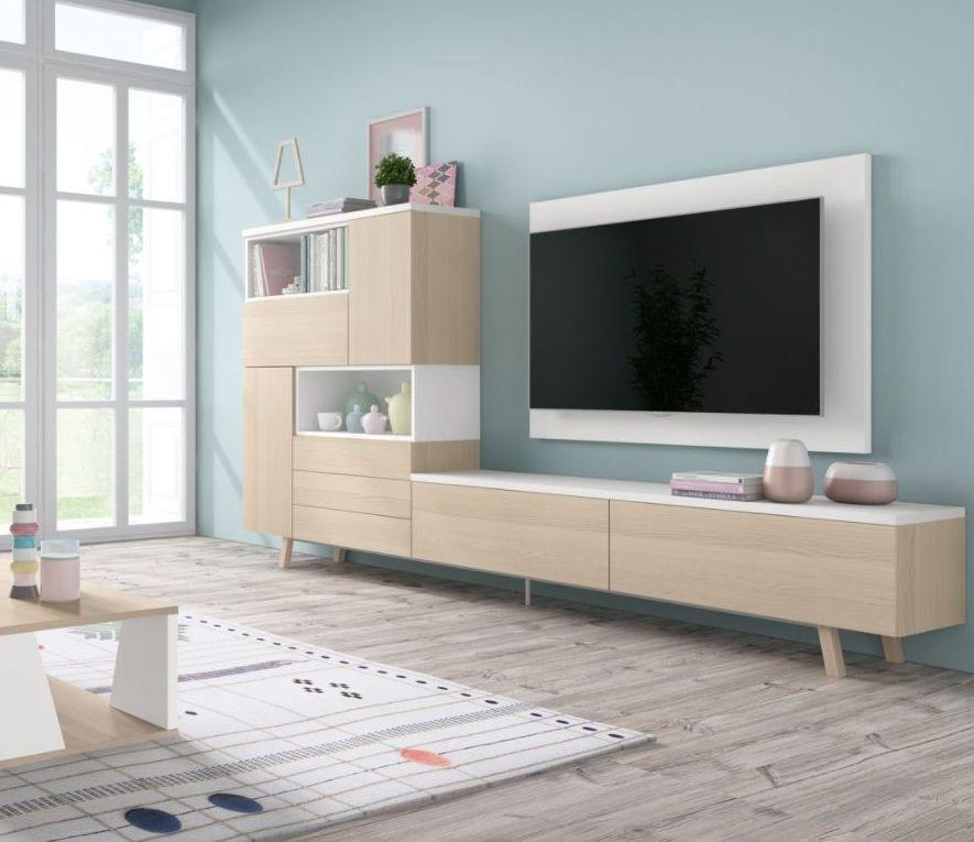 Mueble de t.v. MT_1: Muebles de Spais a Mida