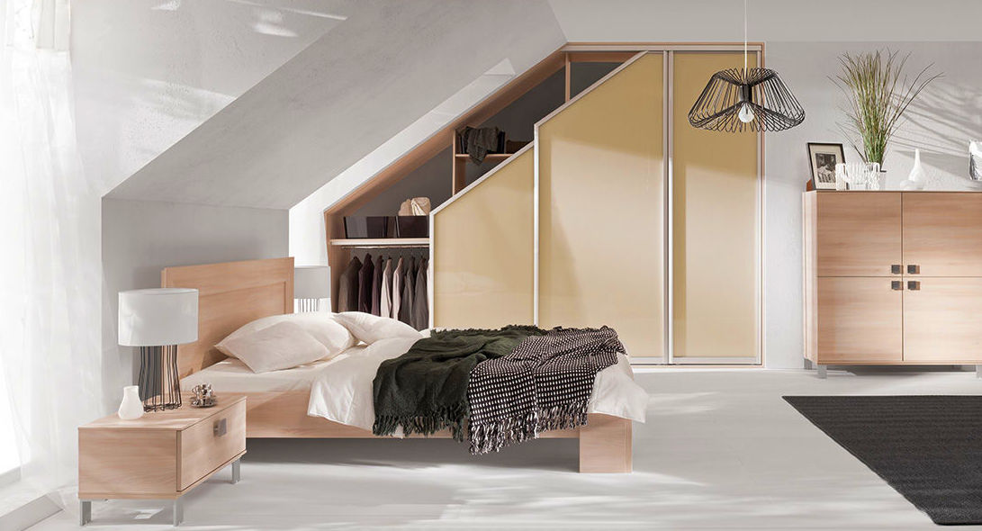 Armario puertas correderas AC_02: Muebles de Spais a Mida