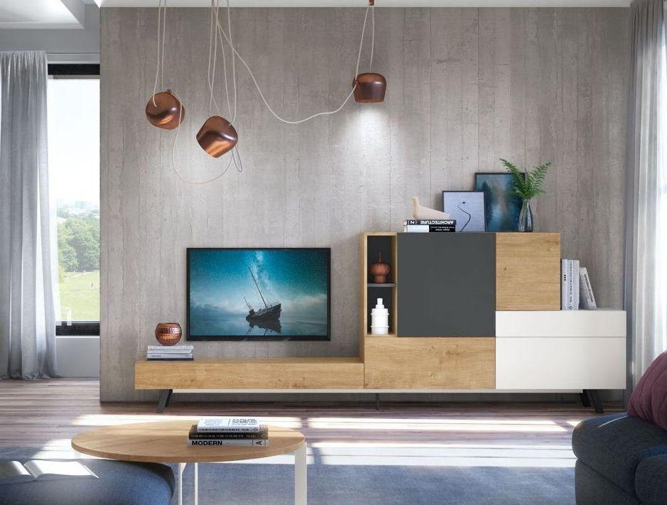 Mueble de t.v. MT_7: Muebles de Spais a Mida