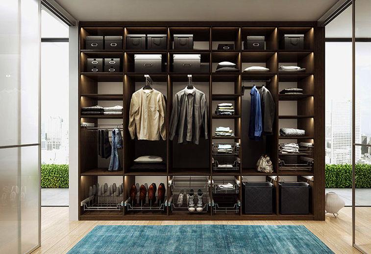 Vestidor V_1: Muebles de Spais a Mida