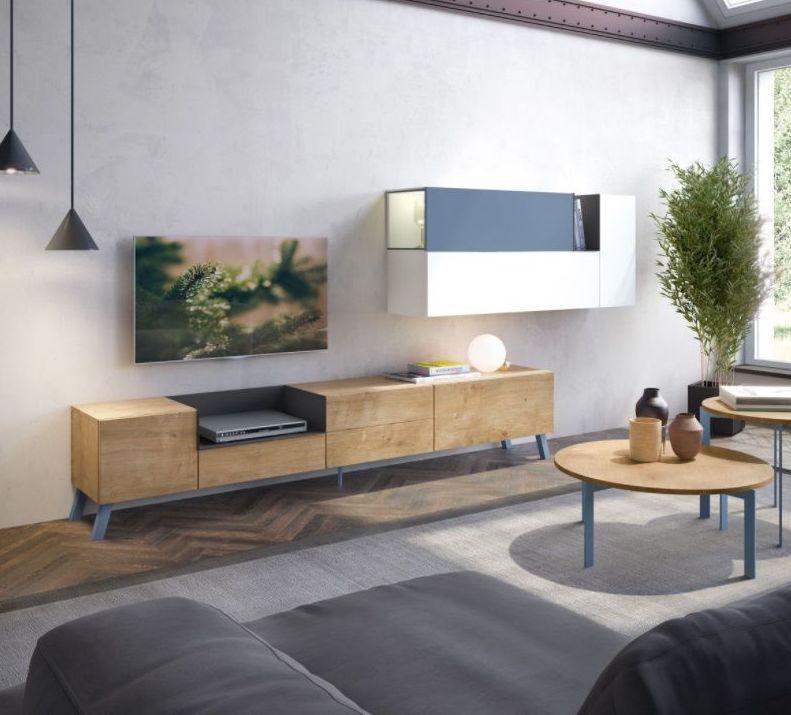 Mueble de t.v. MT_5: Muebles de Spais a Mida