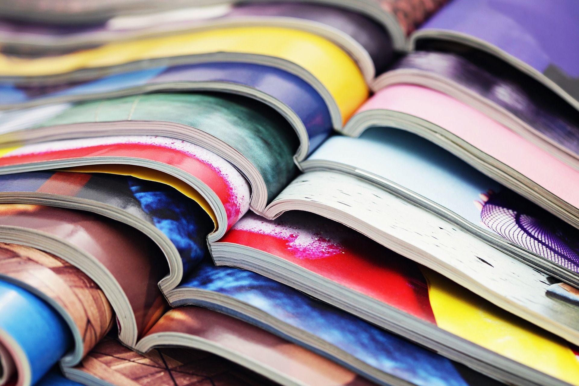 Impresión de revistas en alta definición