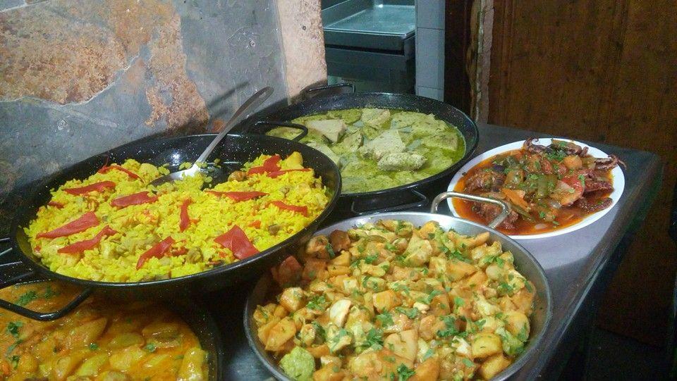 Arroces: Nuestros platos de El Rinconcito de San Felipe