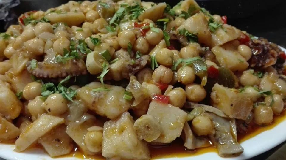 Cocina canaria: Nuestros platos de El Rinconcito de San Felipe