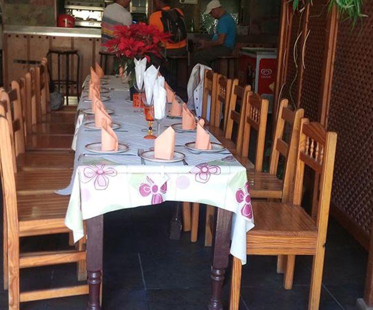 Restaurante para celebraciones en Las Palmas