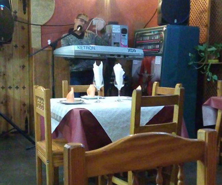 Restaurante con música en directo en Las Palmas