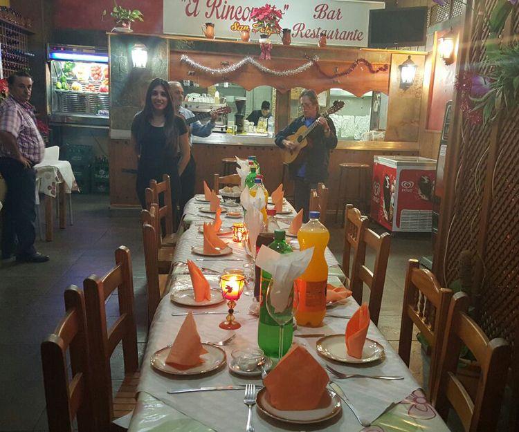 Restaurante para celebraciones con música en directo en Las Palmas