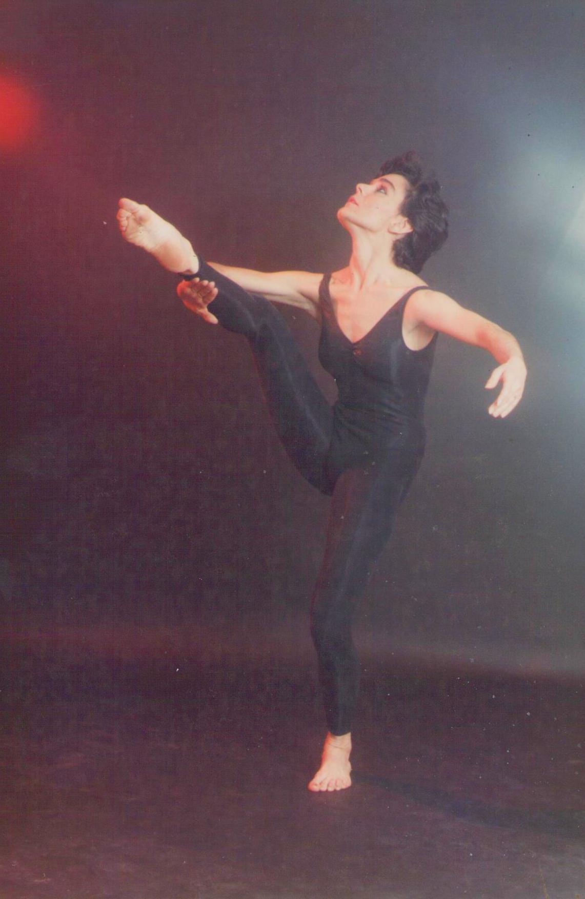 Danza Contemporánea_Belén Martínez