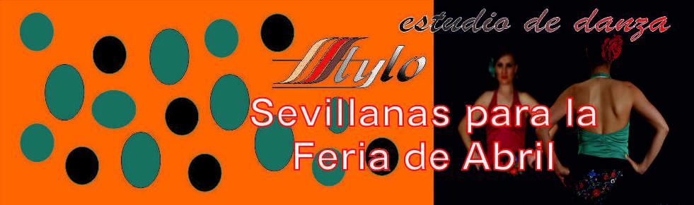 Sevillanas de iniciación y perfeccionamiento para la Feria de Abril