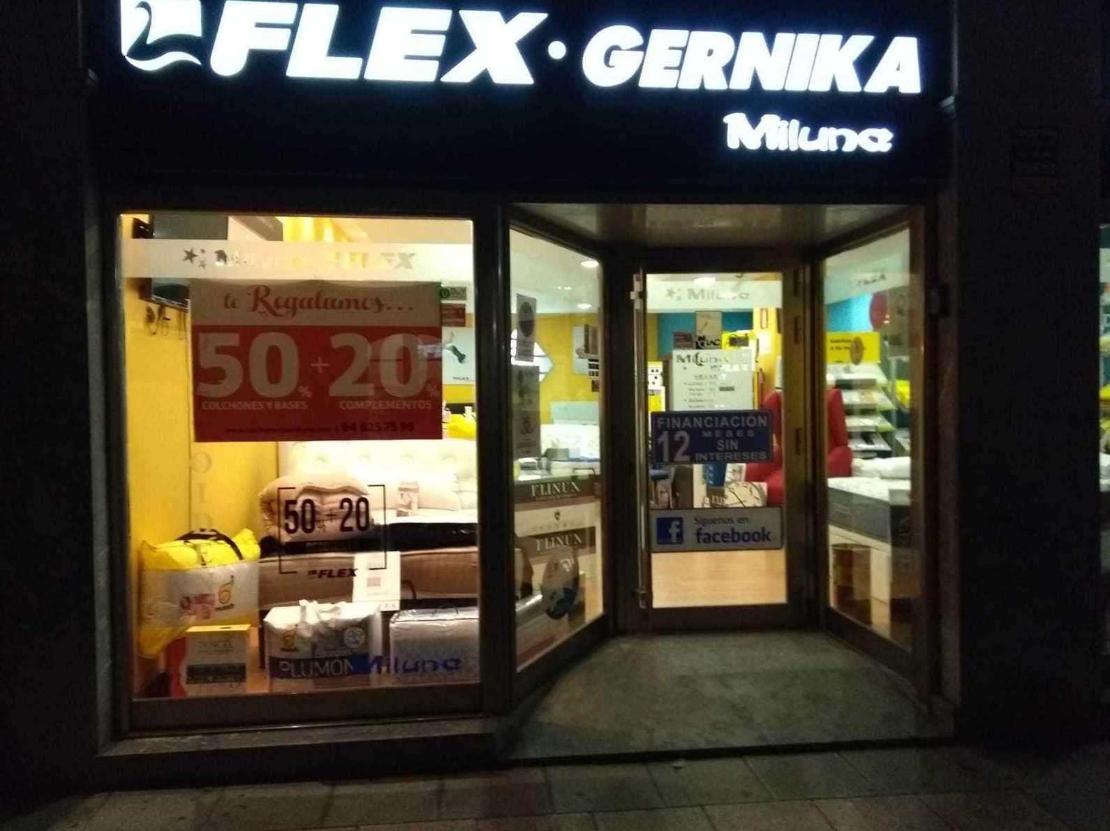 Tienda de colchones en Gernika