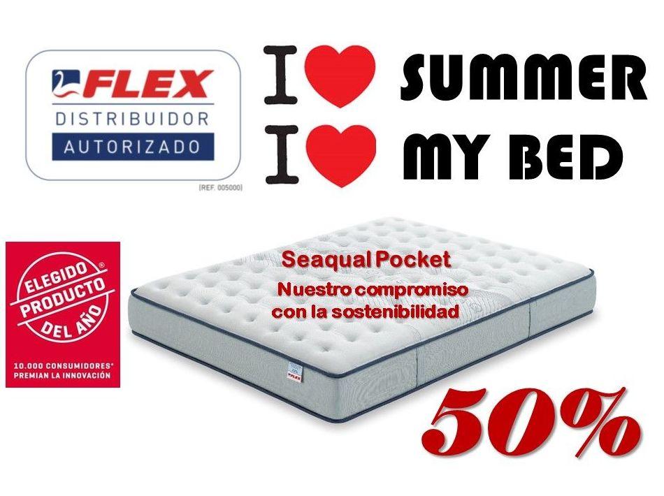 Ofertas colchones Flex en Bilbao