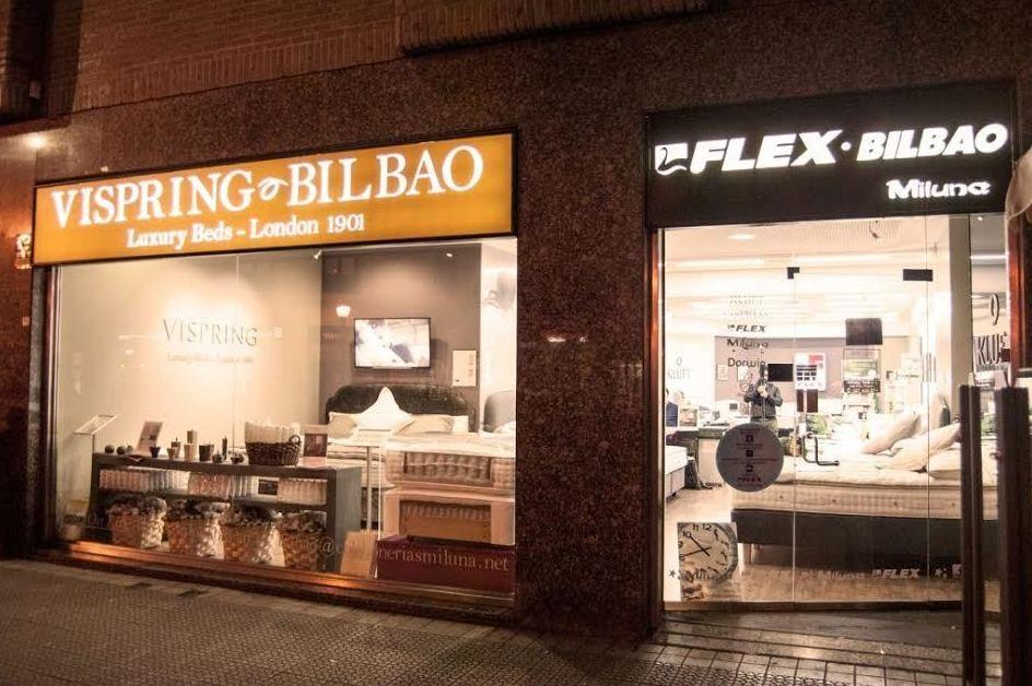 Colchones Flex en Bilbao