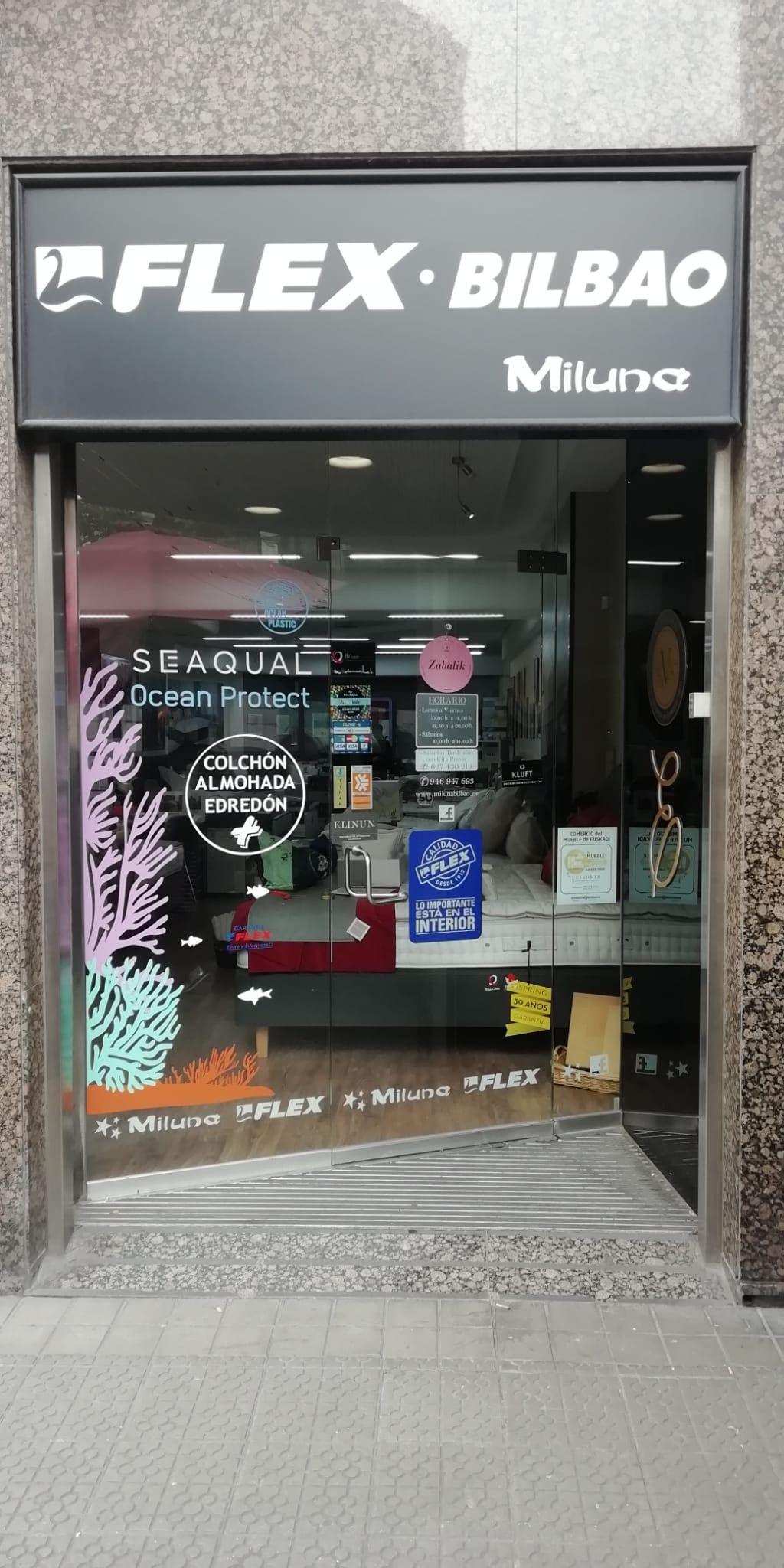 Tienda de colchones en Bilbao