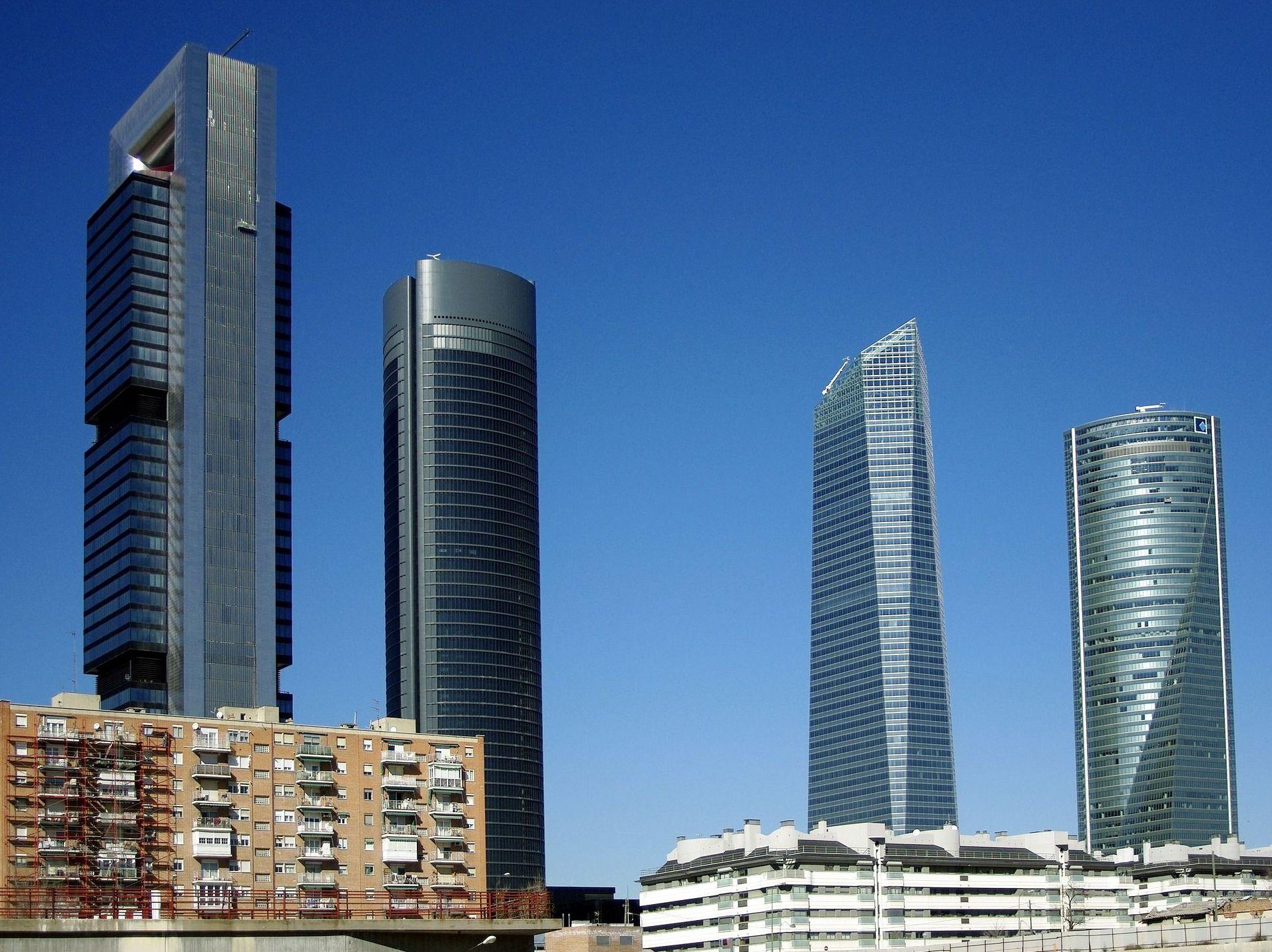 Clases de inglés zona cuatro torres