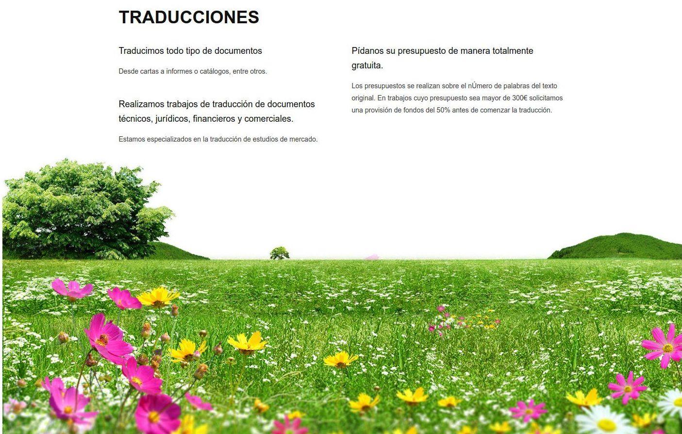 Traducciones Plaza de Castilla
