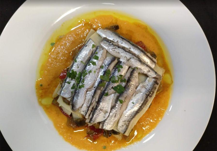 Gastronomía vasca en Ondárroa