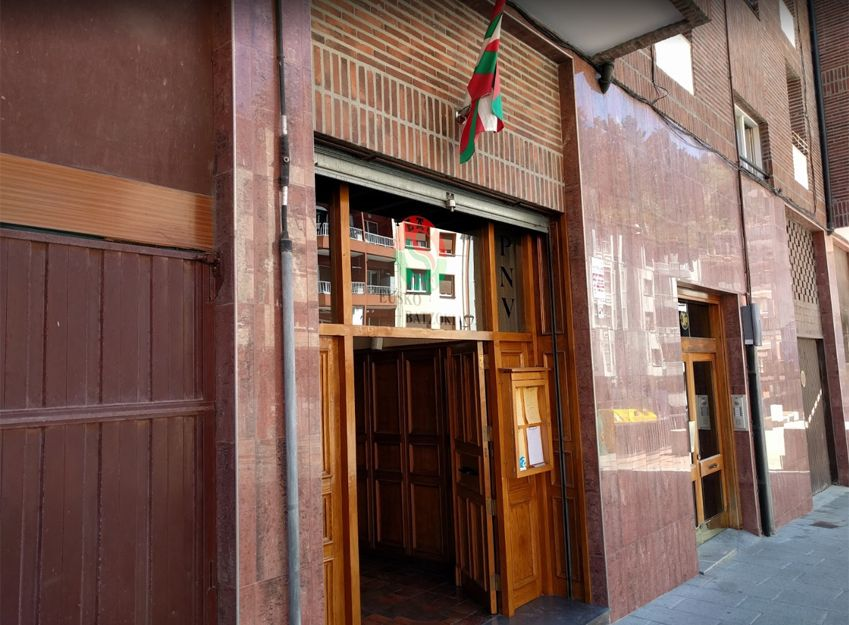 Restaurante de cocina vasca en Ondárroa