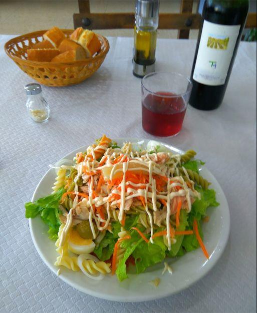 Cocina tradicional en Ondárroa