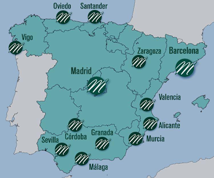 Mudanzas nacionales e internacionales en Madrid