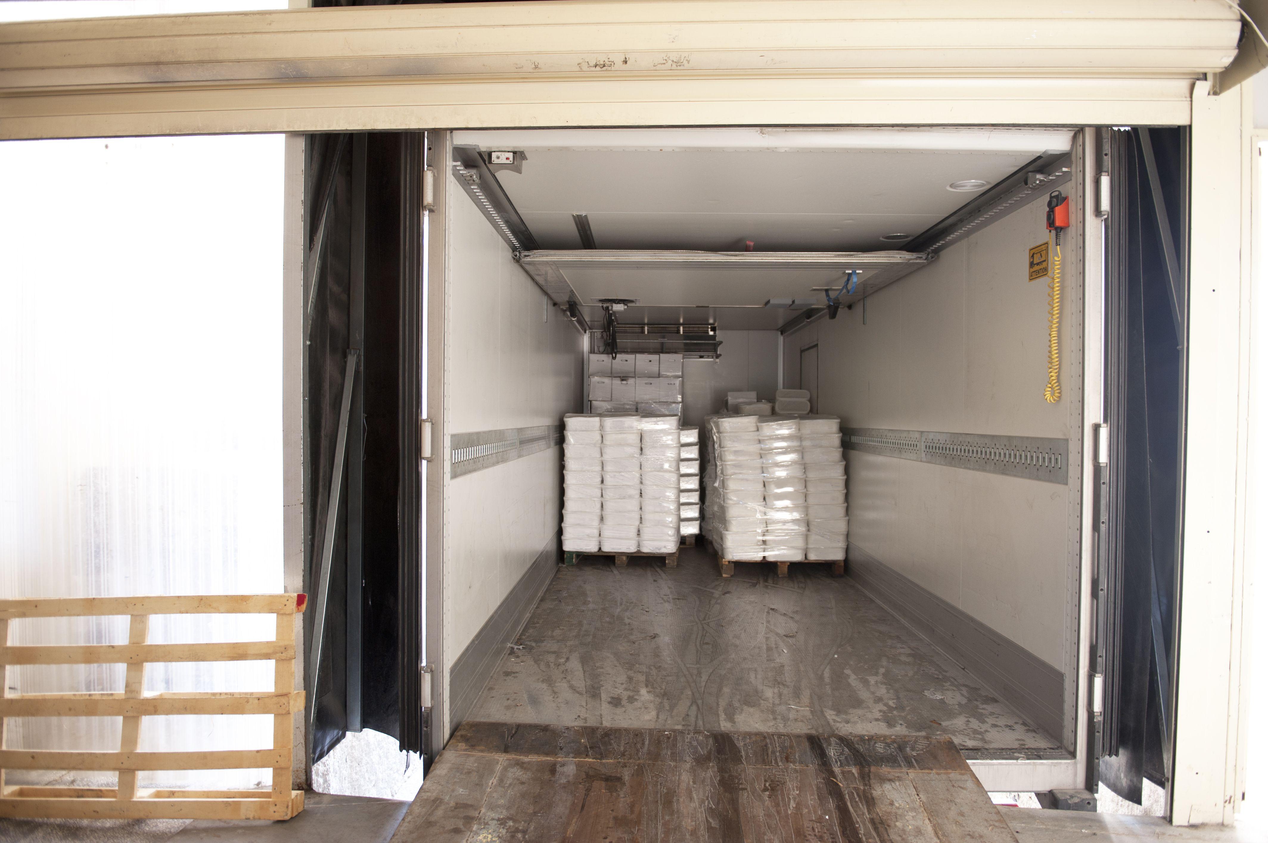 Cargas completas y grupajes: Servicios de Logística y Transporte Friosol