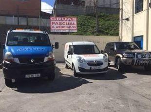 Rapidez y seriedad. Asistencia en carretera Comunidad de Madrid.