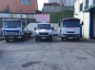 Asistencia en carretera Comunidad de Madrid