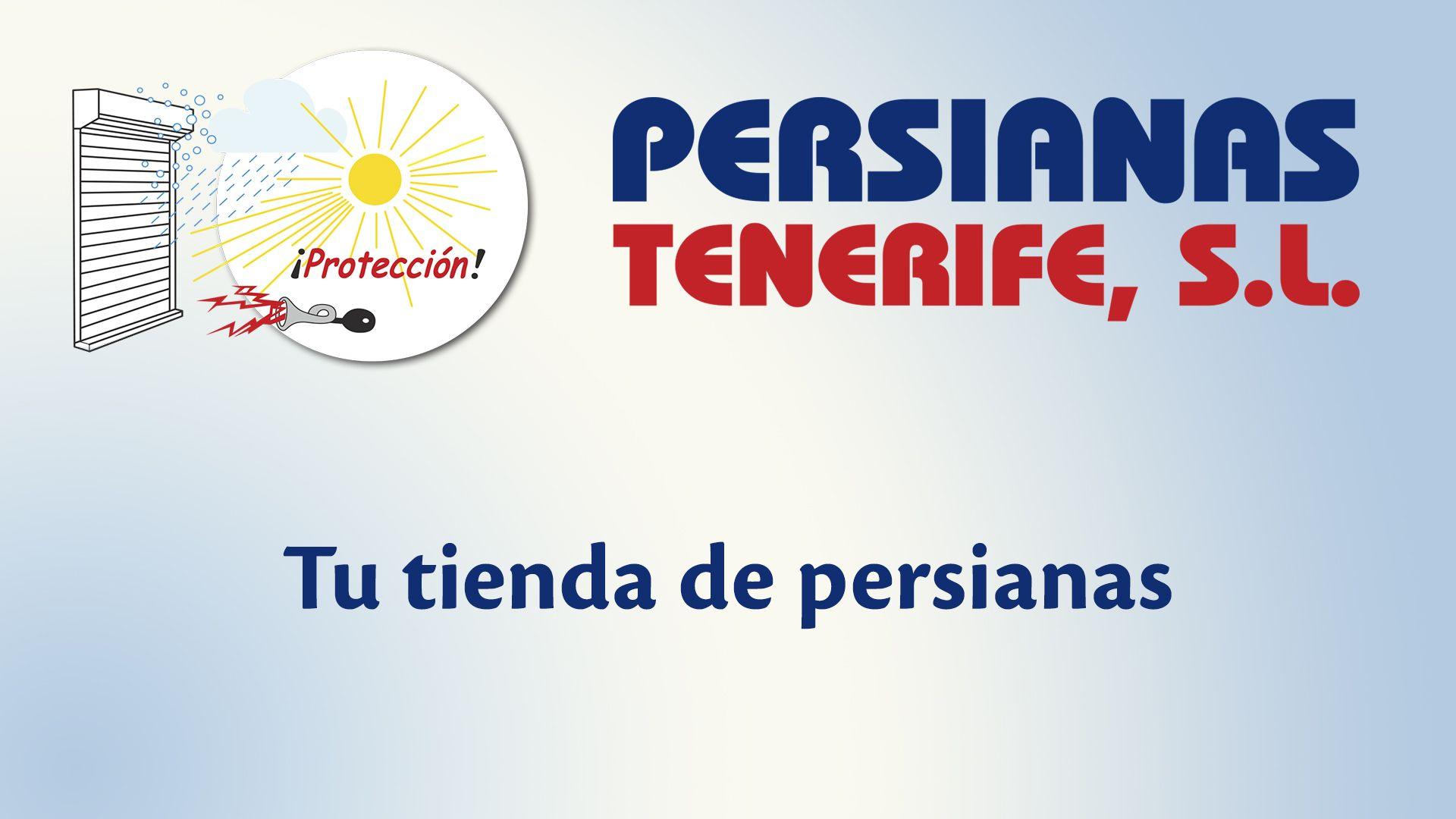 Foto 0 de Persianas en    Fábrica Persianas Tenerife