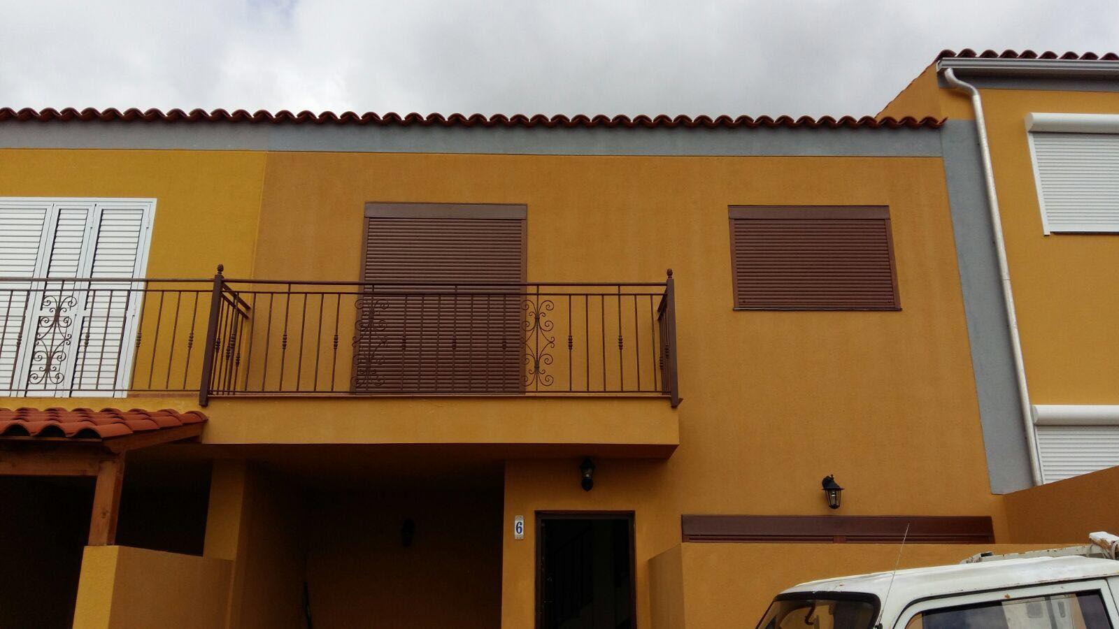Reparación de persianas en Tenerife