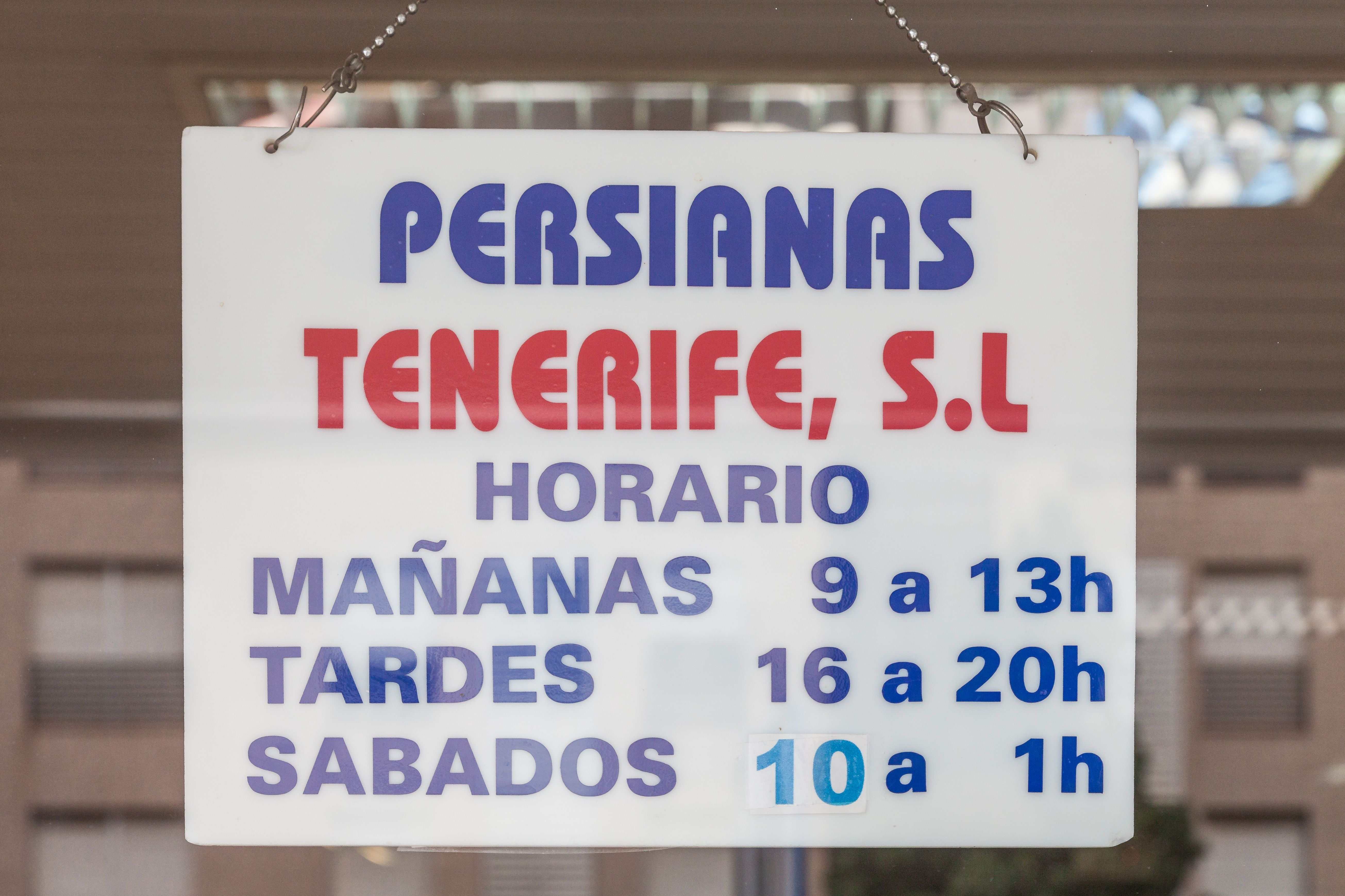 Foto 3 de Persianas en  | Fábrica Persianas Tenerife