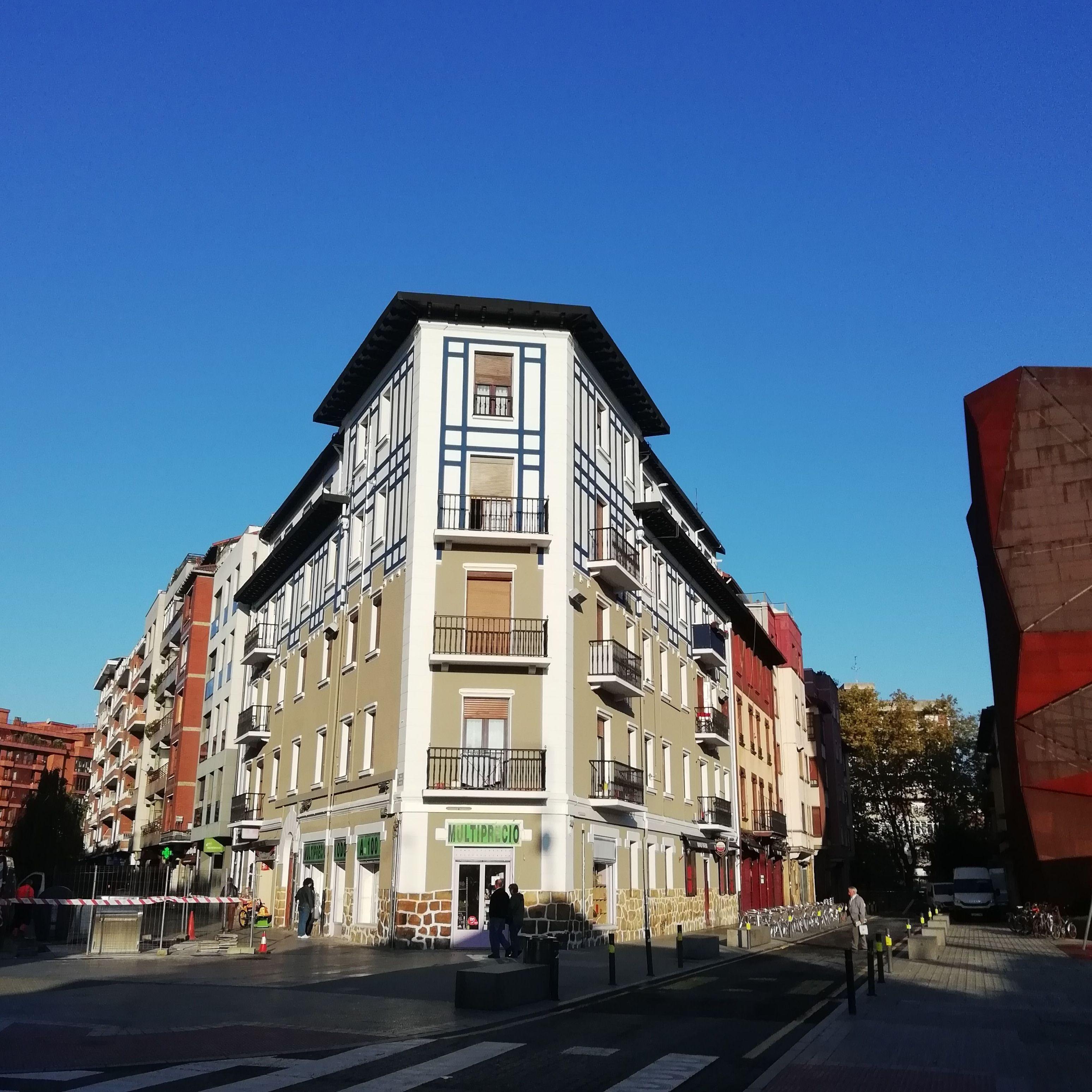 Ibaiondo 13 ROMO LAS ARENAS GETXO (fachada después)