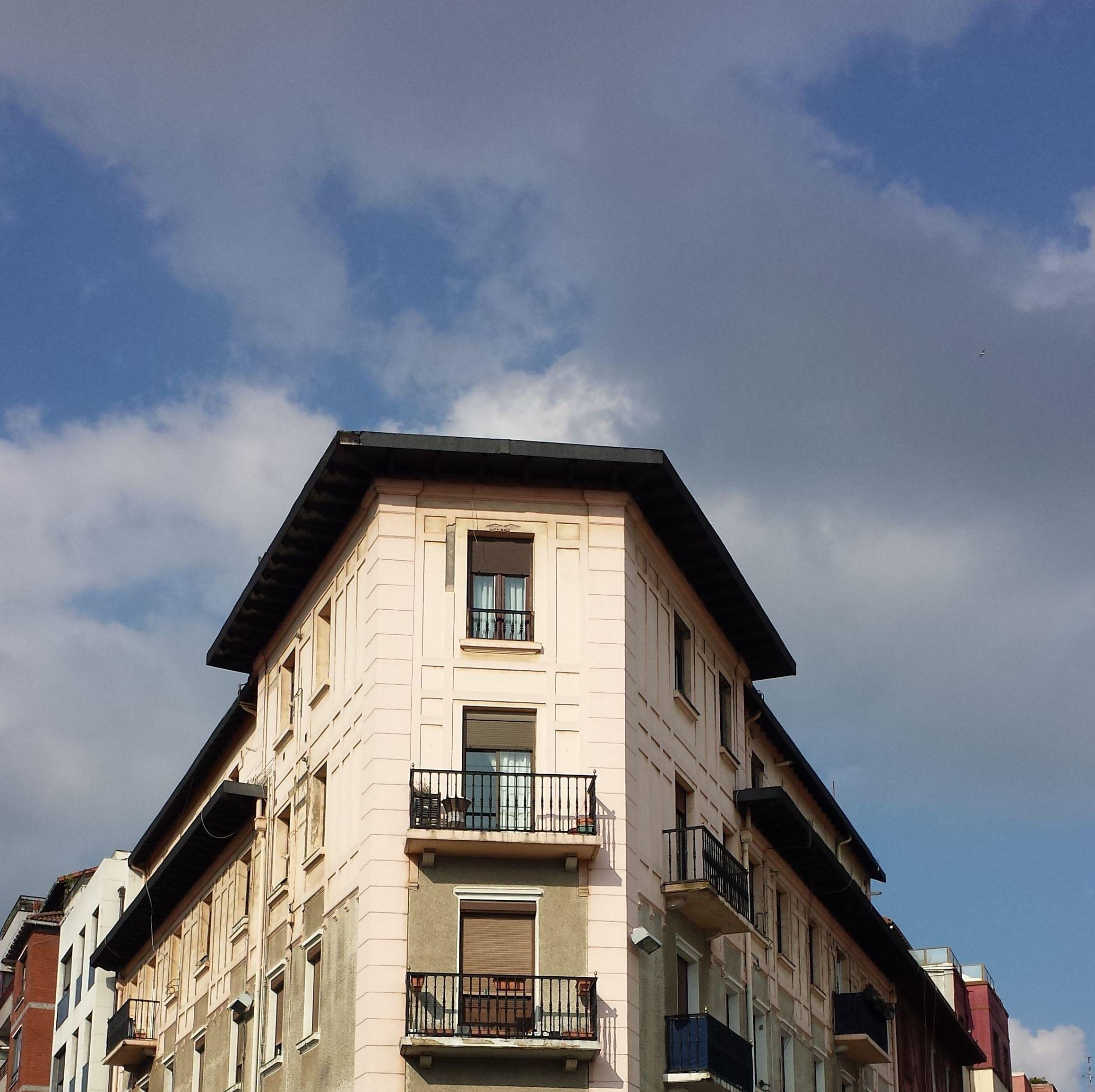 Ibaiondo 13 ROMO LAS ARENAS GETXO (fachada antes)