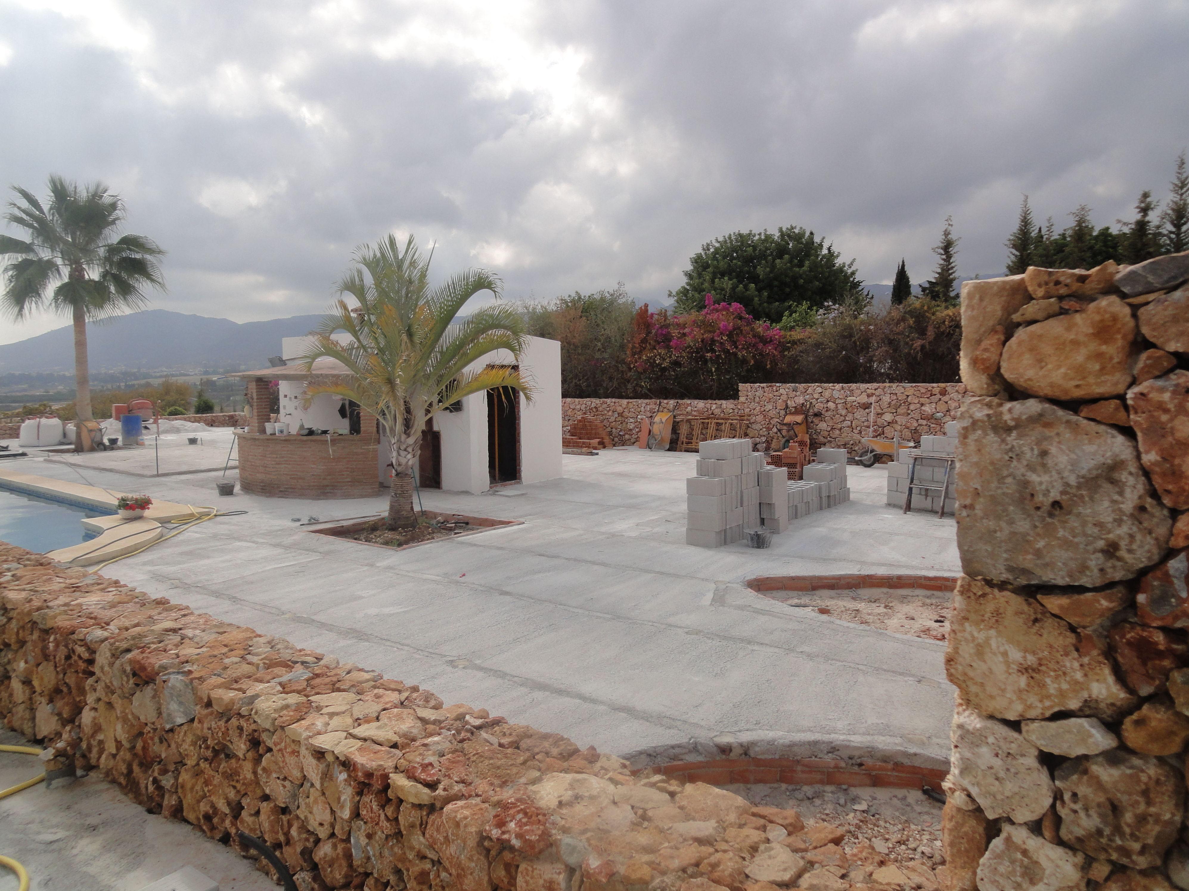 Realización de jardines en Málaga
